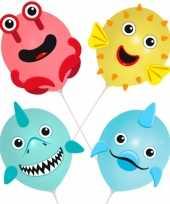 Zeedieren ballonnen pakket